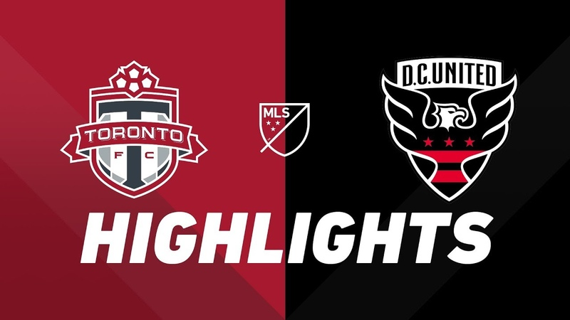 Toronto FC vs. DC United | HIGHLIGHTS - May 15, 2019