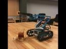 Tea maker robot