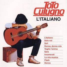 Toto Cutugno альбом L'Italiano