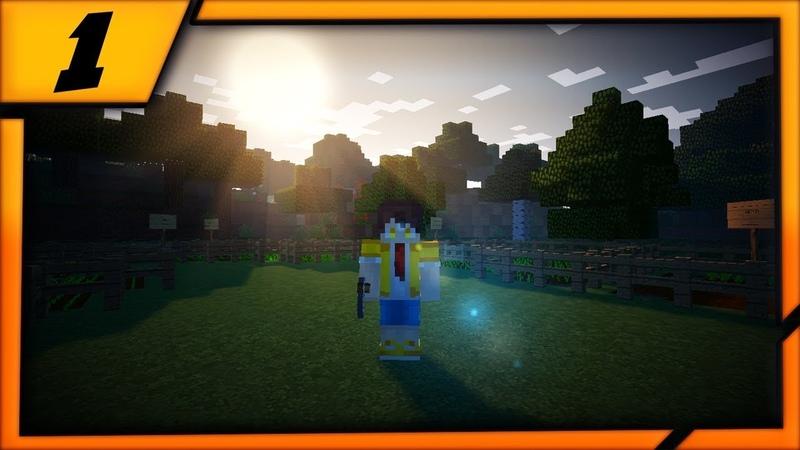 Lets Play Minecraft → 01 Начало великого прохождения(ВАНИЛЬНЫЙ ЛЕТСПЛЕЙ)