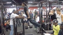 Weighted Dips Competition Blaq Ninja's Last Man Standing