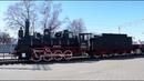 Экскурсия в музей Московской железной дороги