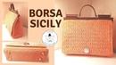 TUTORIAL Borsa Sicily Sicily bag***lafatatuttofare***