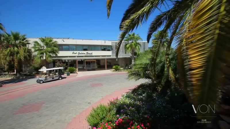 VON Resort Golden Beach, Colakli, Side, Türkei.mp4