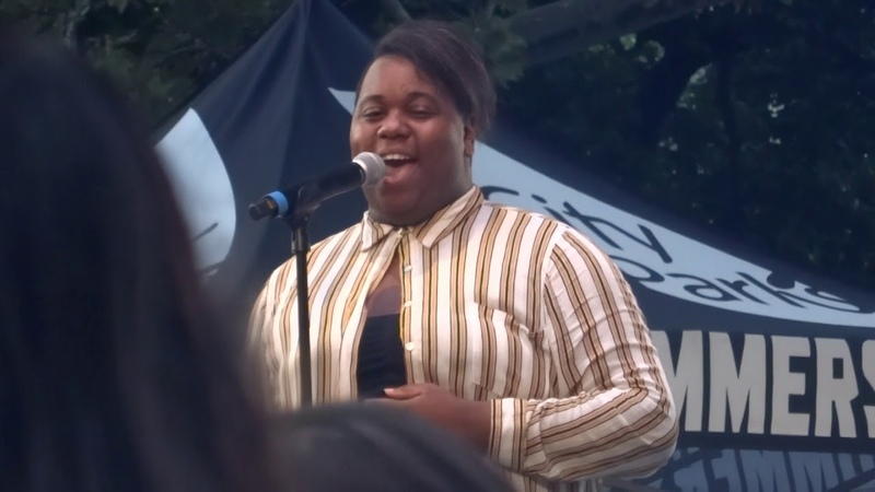 Alex Newell - I Know Where I've Been (Hairspray) @ Elsie Fest 2018