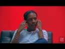 Complex Интервью A$ap Rocky часть 2 c переводом QUEENSxPAPALAM
