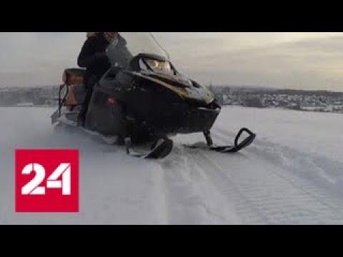 Без гарантий: как пункты проката снегоходов экономят на безопасности - Россия 24