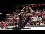 Randy Orton brutally stomps on a defenseless Jeff Hardy WWE Extreme Rules 2018 (WWE Network)