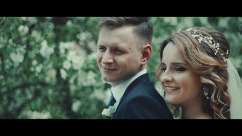 Вадим и Марина Свадебный клип