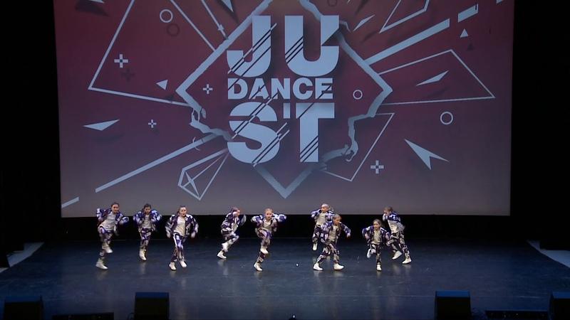 JUST DANCE   JSB