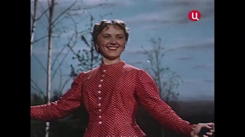 Пляска из фильма Свадьба с приданым 1953 года