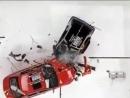 Mercedes-Benz C-class vs Smart