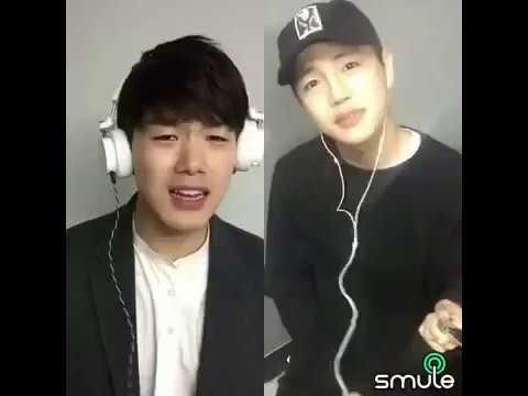 [SMULE] 동훈(Donghun) - 천국의 문(Heaven's Door) with Eric Nam