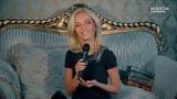 MAXIM Russia • Вассервуман №1 - Наталья Андреева блистает интеллектом и не только