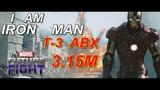 T3 Iron Man ABX 3.15M Marvel Future Fight T3