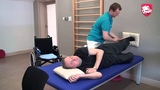 How MS Patient can exercise at home alone