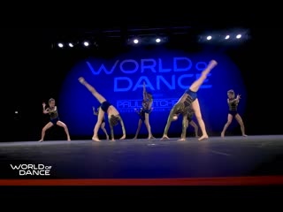 The crazy 8s ¦ frontrow ¦ world of dance orange county 2019 ¦ #wodoc19