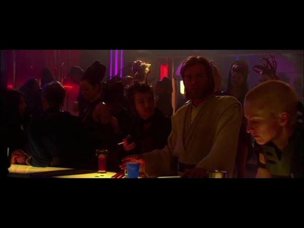 Отрывок из фильма Звёздные войны Эпизод II Атака клонов Ты не хочешь торговать дурью