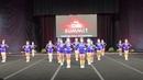 Amistad Eagles All-Stars D2 Summit 2018 Small Senior 2 Champions