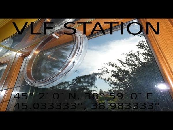 ОНЧ Активность 21-21,2 кГц [160619] VLF Activity 21-21,2 kHz