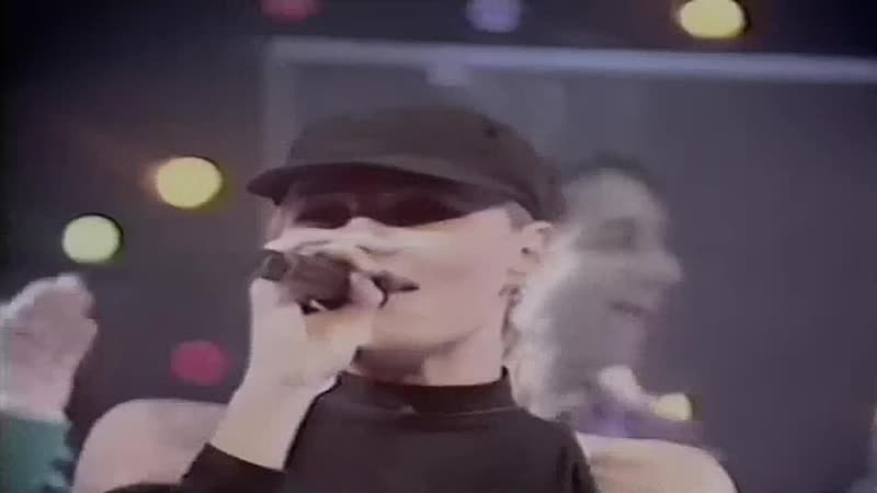Whigfield - Saturday Night (Live At Show Top Of The Pops, Channel BBC 1993)