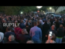 Live_ Anti-migrant groups march after fatal incident in Koethen (1)
