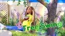 DIY - How to Make: Barbie Dreamhouse Adventures inspired Tree Swing