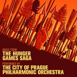 The City Of Prague Philharmonic Orchestra альбом Music from the Hunger Games Saga