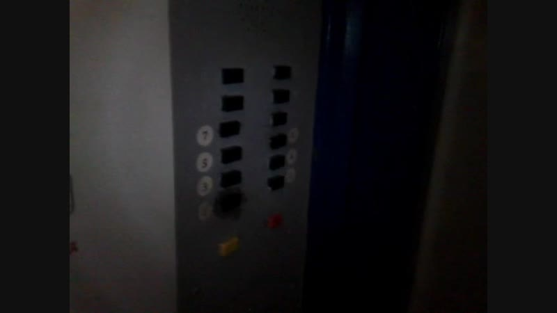 Лифт-залипайка (КМЗ 1978 г.в.) модернизированный, Г/П - 320 кг, V=1 м/с