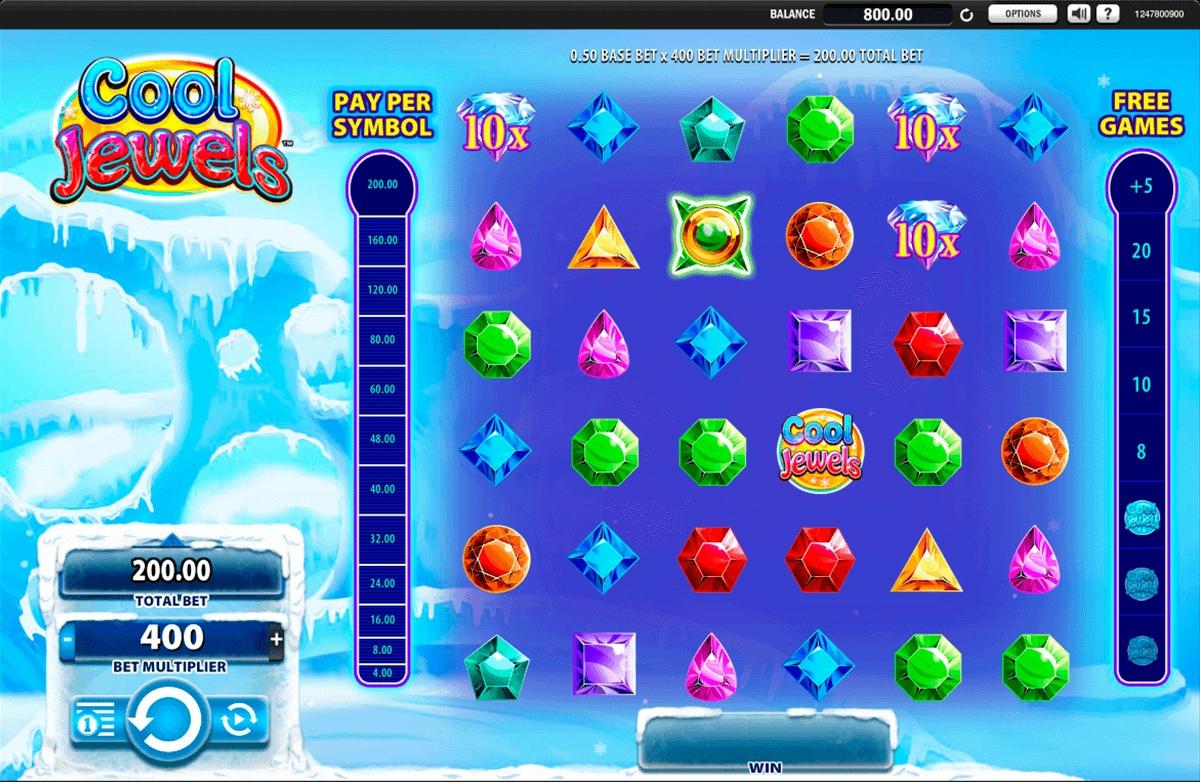 Игровые автоматы Cool Jewels