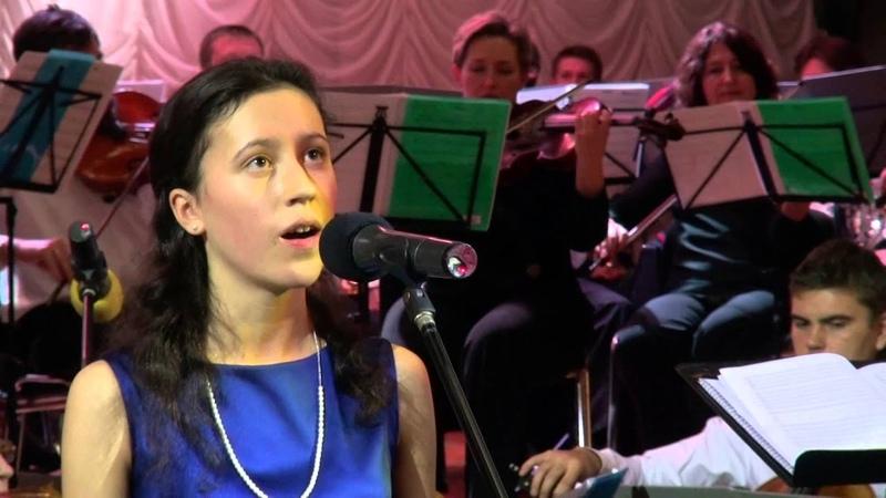 Добрая сказка - песню о.Лонгина (Чернухи) исполняет А.Софийчук