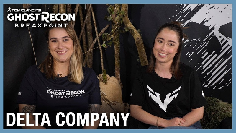 Tom Clancys Ghost Recon Breakpoint E3 2019 Delta Company Community Program | Ubisoft [NA]