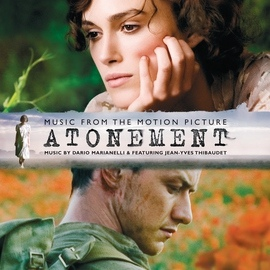 Dario Marianelli альбом Atonement OST