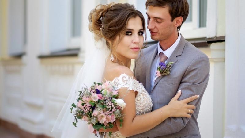 Свадьба Евгения и Анжелики. 25 августа 2018