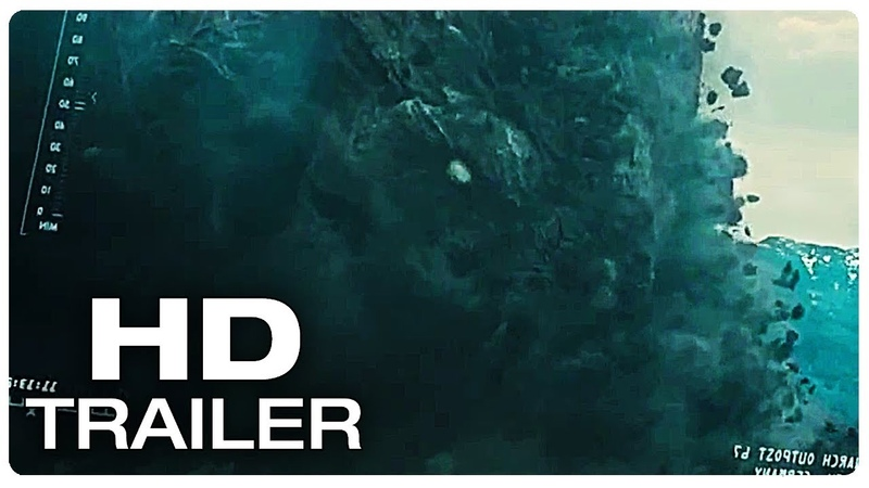 GODZILLA 2 Unknown Titan Reveal Trailer (NEW 2019) King Of The Monsters Movie HD