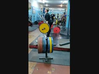 Юлия Лемещенко Тяга 140 кг × 4