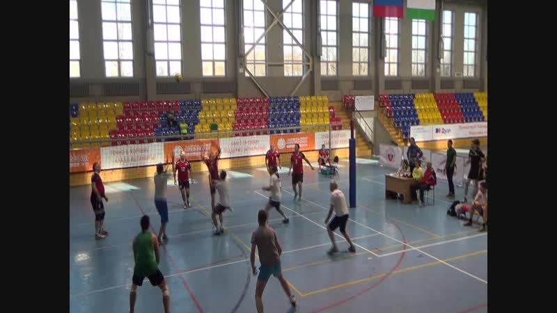 ВНИИГИС-Спорткомплекс, 2 партия