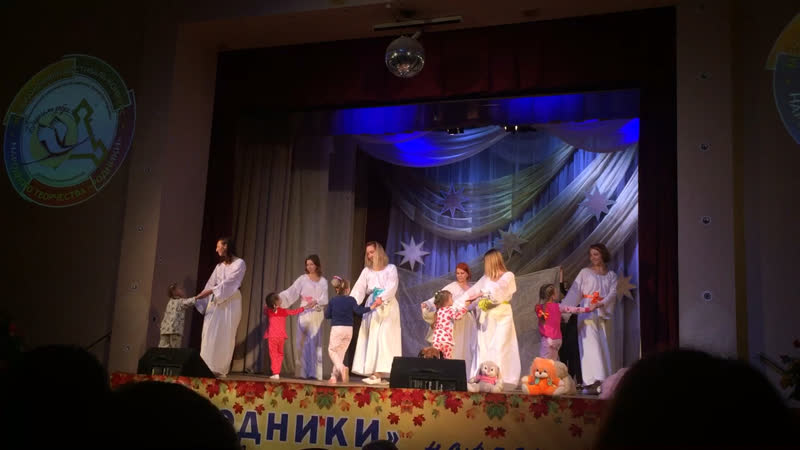 """28 10 2018 Дорской СДК Танец Снится сон"""""""
