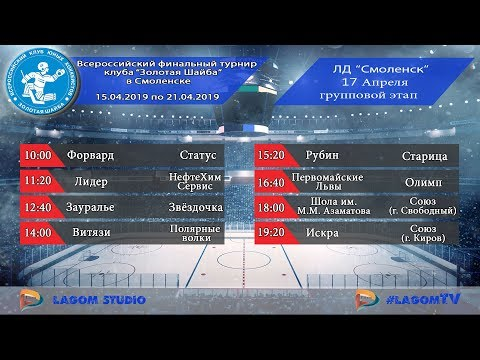 19.04.19 Энергия (Новосибирская область) - Авангард (Сахалинская область)