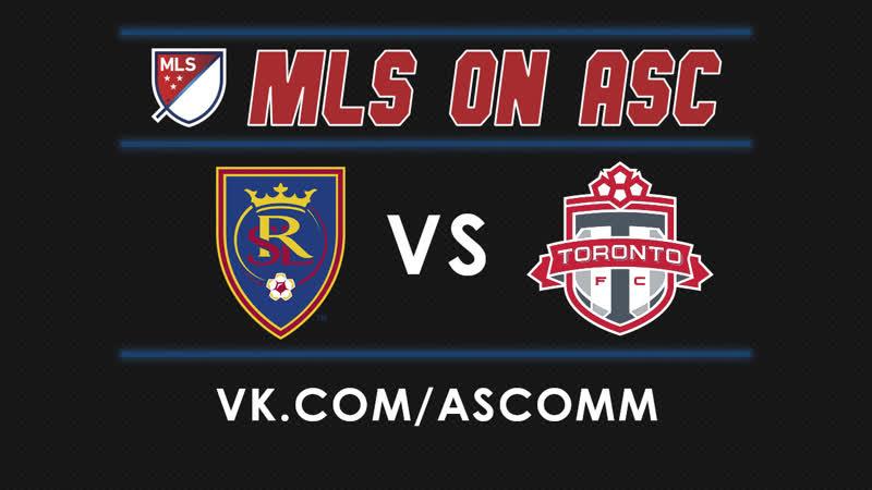 MLS | Real Salt Lake VS Toronto