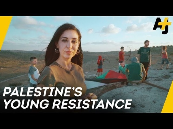 The Palestinian Kids Fighting Israel's Occupation (Part 1)   Direct From With Dena Takruri - AJ