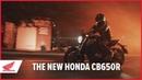 Honda CB650R Minimum Fuss Maximum Motorcycle