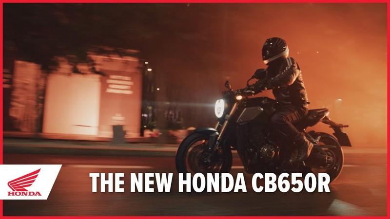 Honda CB650R: Minimum Fuss, Maximum Motorcycle
