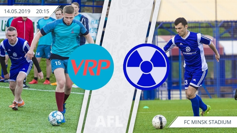 AFL IT (2) VPR Consulting 0:3 FC Compton