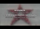 В Смоленске состоялся молодёжный флешмоб, посвящённый 75-летию освобождения Смоленщины от немецко-фашистских захватчиков (видео)