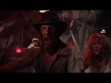 Mine Cart Chase Indiana Jones and the Temple of Doom (1984) (Movie Clip HD)