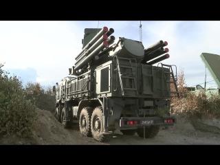 Развертывание системы ПВО в рамках маневров «Восток-2018»