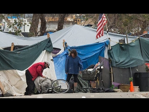 Shocking footage of the poverty in U.S.!