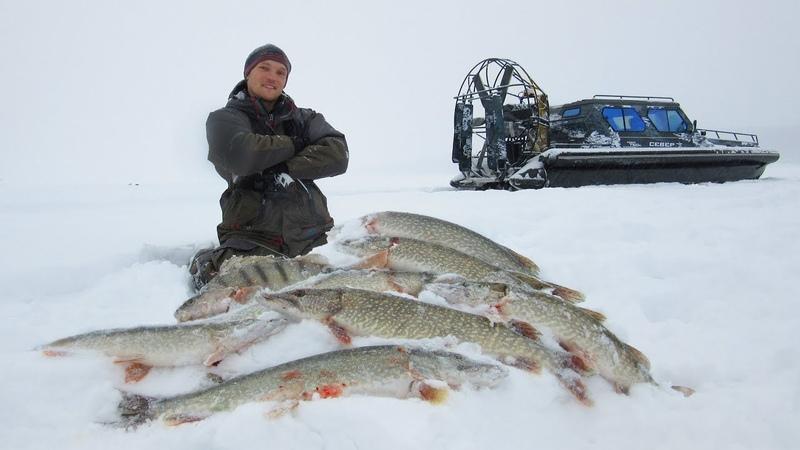ЩУКИ СОШЛИ С УМА БЕШЕННЫЙ ЖОР, СЕВЕР, РЕКОРДЫ и ДИКИЕ МЕСТА! Лучшая зимняя рыбалка в жизни