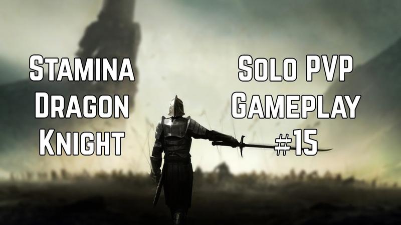 Stamina Dragon Knight PVP Gameplay 15 | ESO Murkmire